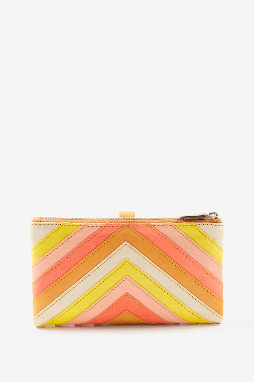 billetera colores pastel abbacino