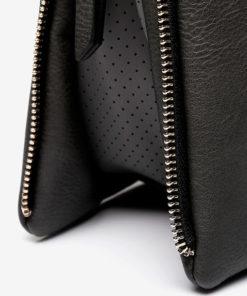 bolso negro enfoque abbacino