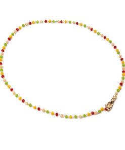 collar multicharm multicolor claro anartxy