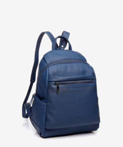 mochila azul abbacino
