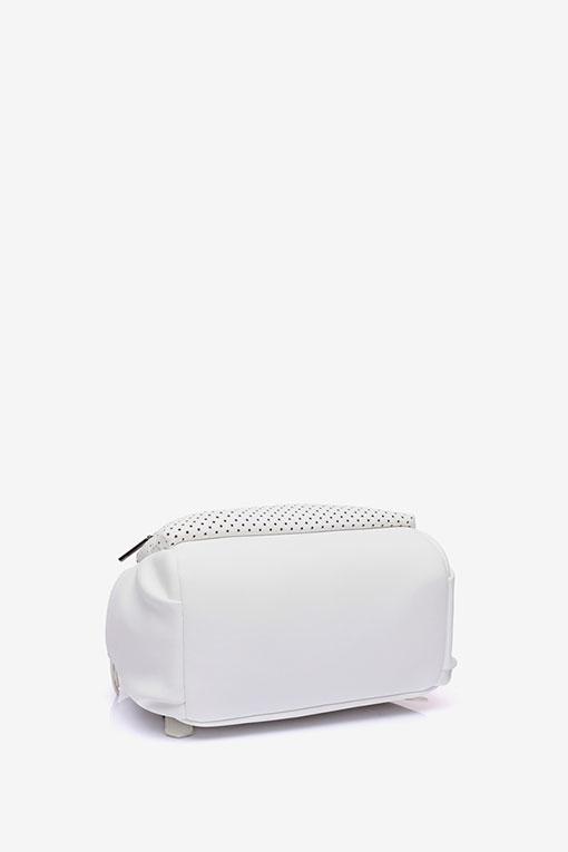 mochila blanca suela abbacino