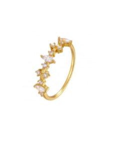 anillo brigth gold