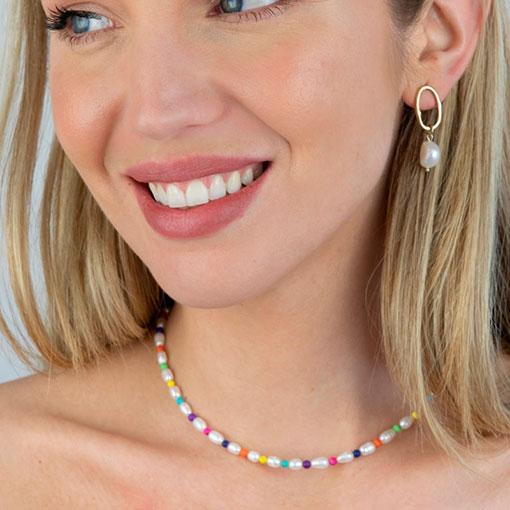 conjunto perlas anartxy