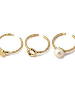 set tres anillos anartxy