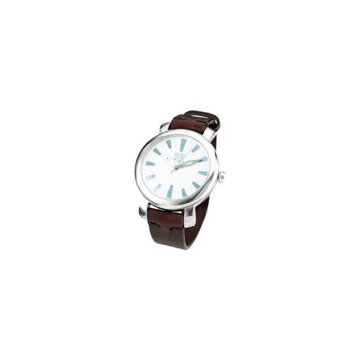 reloj el tiempo vuela en color blanco de la marca uno de 50
