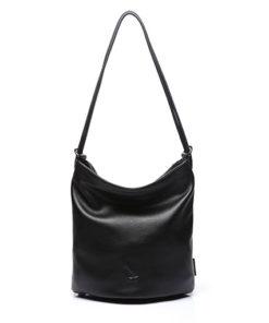 bolso trendy strepera multifunción en negro de la marca abaccino