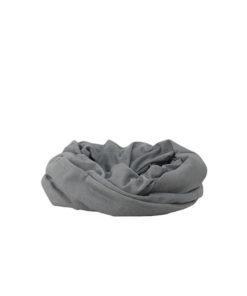 tubular gris liso de la marca zarucho
