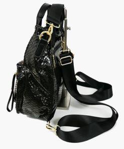 lateral del bolso mochila multifunción de serpiente de la marca noco complementos