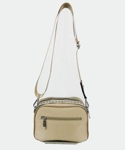 trasera del bolso textura tachas de la marca noco complementos