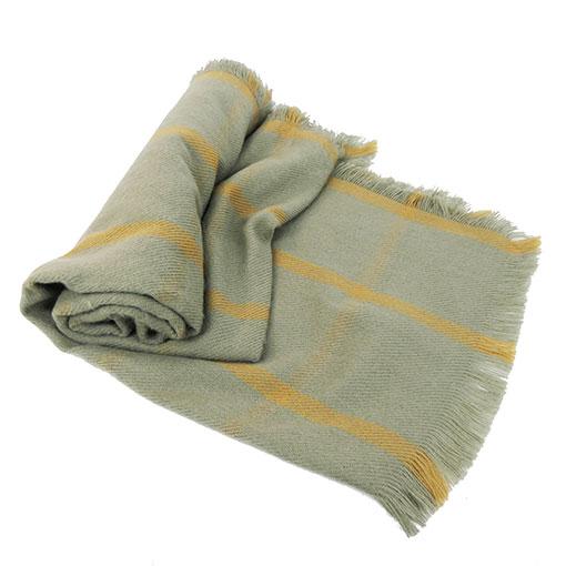 bufanda beige de la marca pieces
