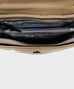 interior del bolso acolchado de la marca don algodón