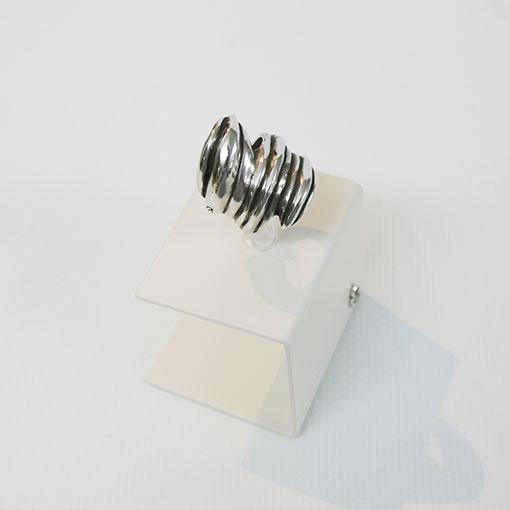 lateral del anillo tropical de la marca uno de 50