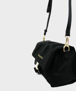 lateral del bolso alexandra de la marca don algodón