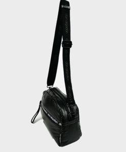 lateral del bolso impermeable de la marca don algodón