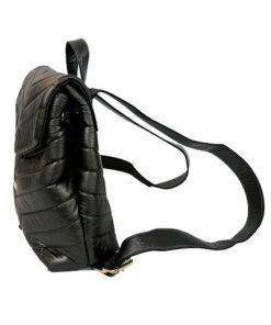 lateral de la mini mochila de la marca noco complementos