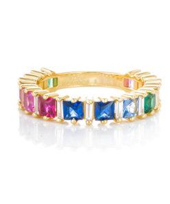 anillo malibú de la marca kommo jewelry
