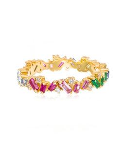 anillo queen colors de la marca kommo