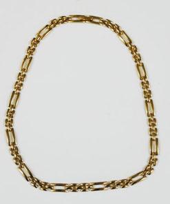 cadena pompeya dorada