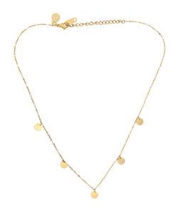 necklace enamel medals de la marca anartxy