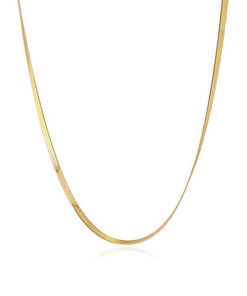necklace snack gold de la marca anartxy