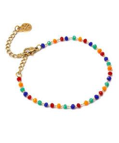 pulsera burnie multicolor de la marca anartxy