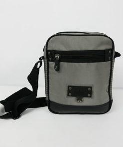 bandolera liberto en color gris