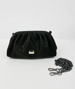 bolso abril en color negro de la marca martina k