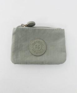 cartera norte en color gris de la marca bensan