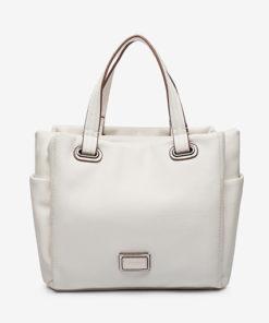 bolso blanca shopping de la marca abbacino