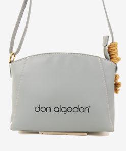 enfoque del bolso rodas de la marca don algodon