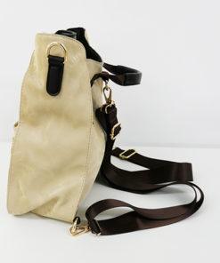 lateral del bolso patmos de la marca noco complementos