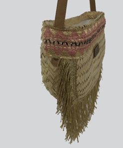 lateral del bolso bossa de la marca simó sastre