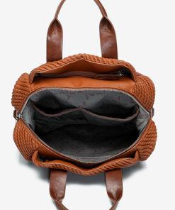 interior bolso bowling param dhama acolchado de la marca abbacino