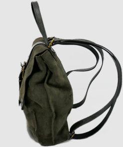 lateral de la mochila icaria de la marca ferchi